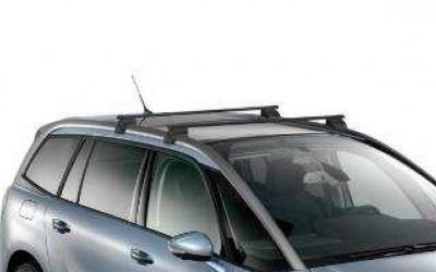 Dachgrundträgersatz Stahl