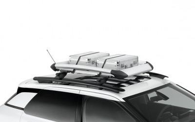 Dachgrundträgersatz Stahl THULE