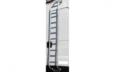 Aluminium-Leiter für Dachgepäckträger H1