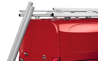 Dachgepäckträger Aluminium (ohne Leiter) MTS