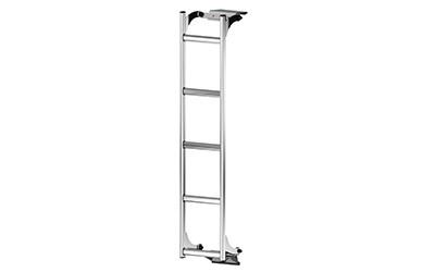 Aluminiumleiter für Dachgepäckträger