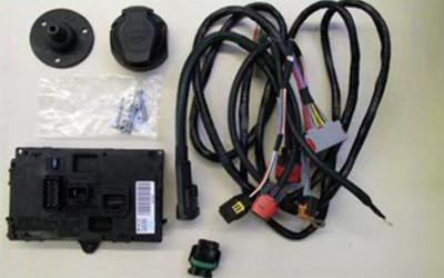 Kabelsatz 13-polig für Anhängerkupplung
