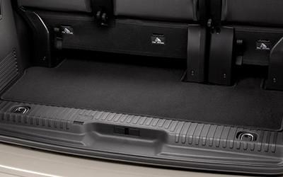 Kofferraummatte aus Nadelvlies