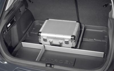 Kofferraumunterteilungssystem