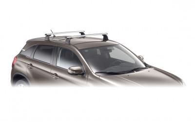 Dachgrundträgersatz Aluminium