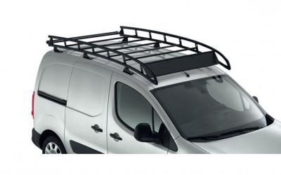 Dachgepäckträger Stahl ohne Leiter