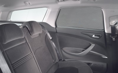 Sonnenschutz Limousine