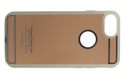 Inbay® Ladeschale für iPhone 6 / 6S / 7 gold