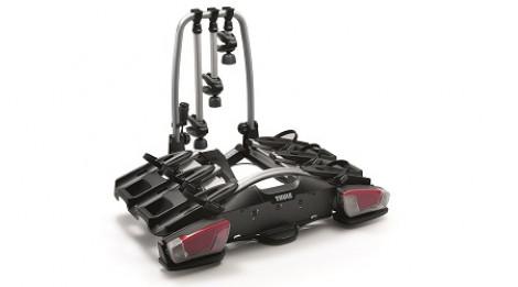fahrradtr ger auf anh ngerkupplung thule coach 276 3. Black Bedroom Furniture Sets. Home Design Ideas