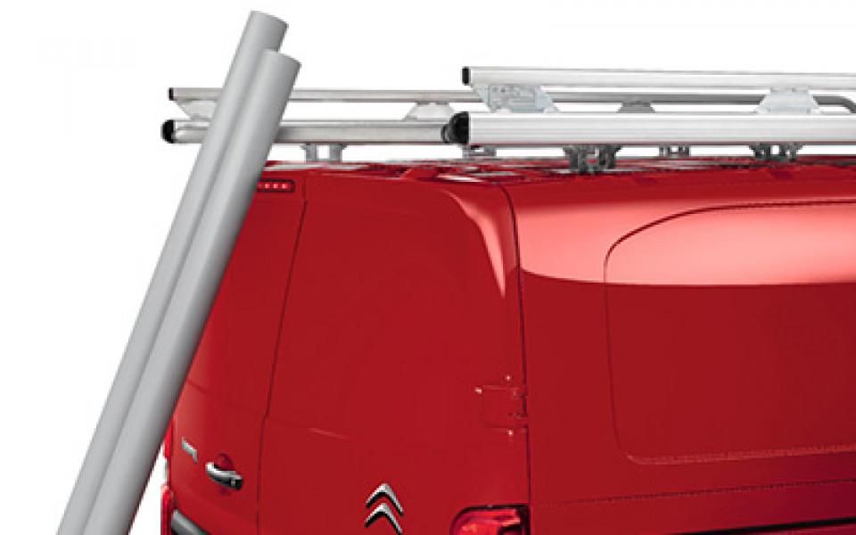 dachgep cktr ger aluminium ohne leiter mts. Black Bedroom Furniture Sets. Home Design Ideas